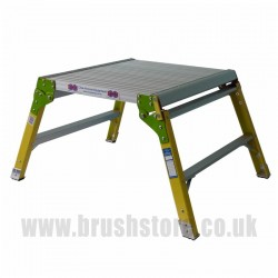 Clow Aluminium Glassfibre Step Bench