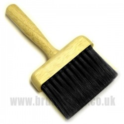 Black Bristle Dusting Brush