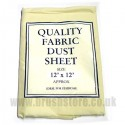 12' x 12' Cotton Twill Dust Sheet