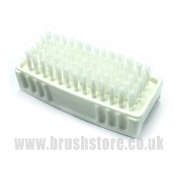 Block Nail Cleaning Brush