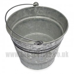 Steel Galvanised Bucket