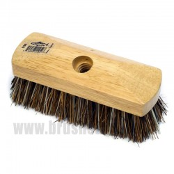 "9"" Deck Scrubbing Brush"