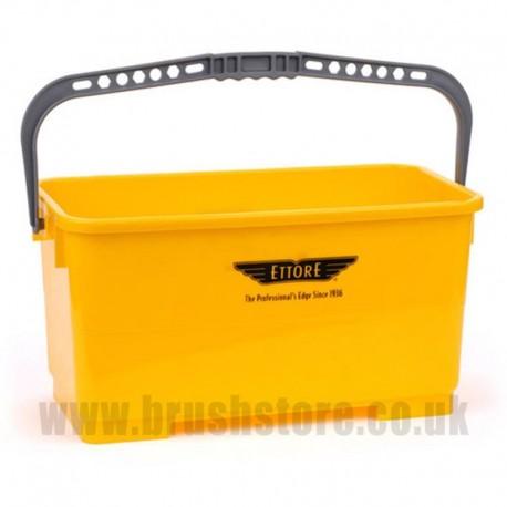 Ettore Super Window Cleaning Bucket 25 Ltr