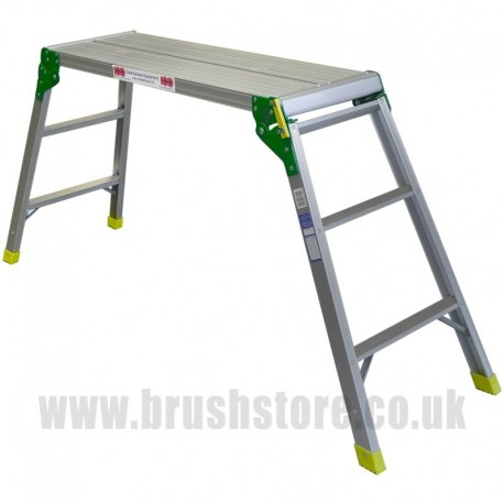 Clow Hop-Up Aluminium Step Platform Large