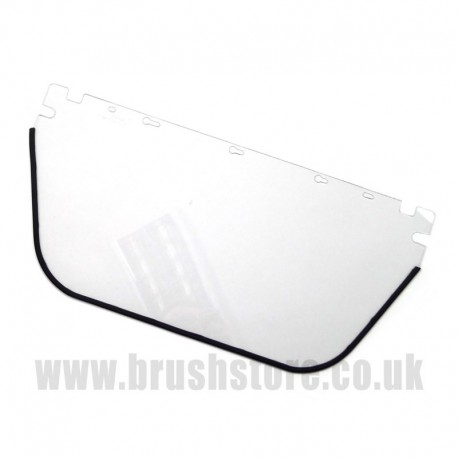Anti-Mist Clear Visor