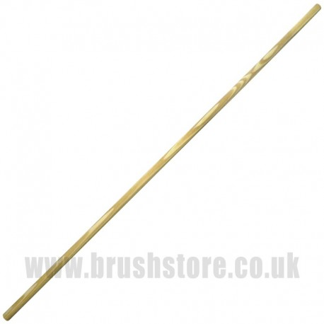 4' Wooden Broom Handle