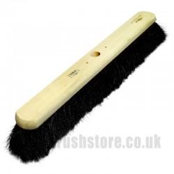 "18"" Industrial/ Bassine Mix Platform Broom"
