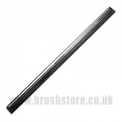 "22"" Ettore Stainless Steel Channel & Rubber"