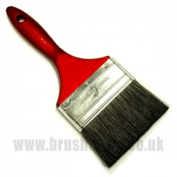 "4"" Economy Bristle Wall Brush"