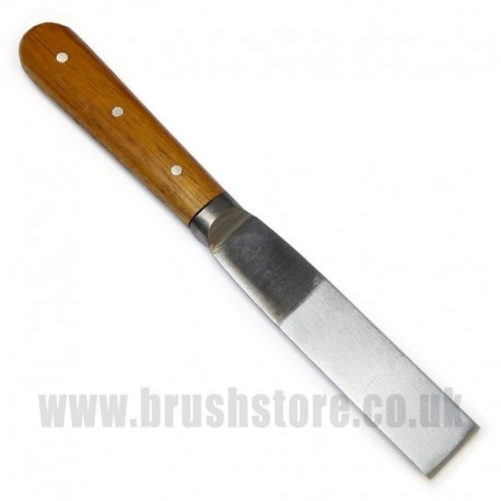 "1"" Steel Scale Tang Filling Knife"