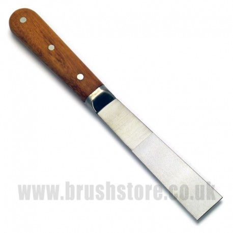 """1"""" Steel Scale Tang Stripping Knife"""