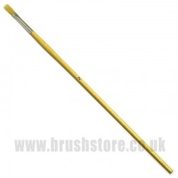 Size 2 Decorator's Flat Fitch Brush