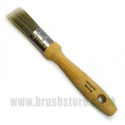 "1"" Clow Royale Oval Synthetic Paintbrush"