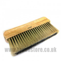 """9"""" White Capped Professional Wallpaper Paperhanging Brush"""