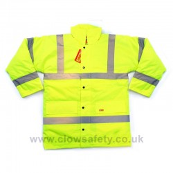 Hi-Visibility Waterproof Jacket