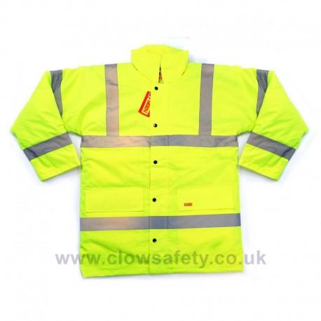 Hi-Visibility Waterproof Jacket