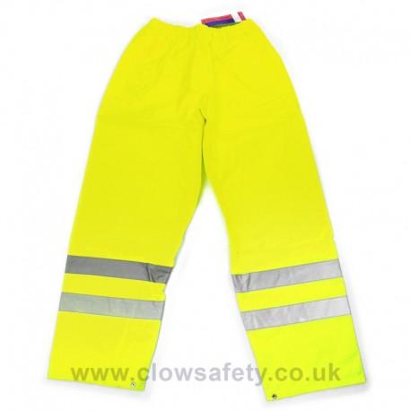 Hi-Visibility Waterproof Trousers